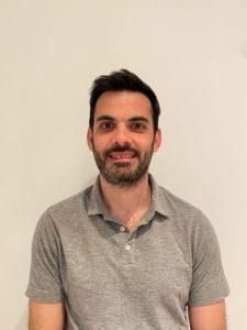 Alcyon Photonics CTO Antonio Dias